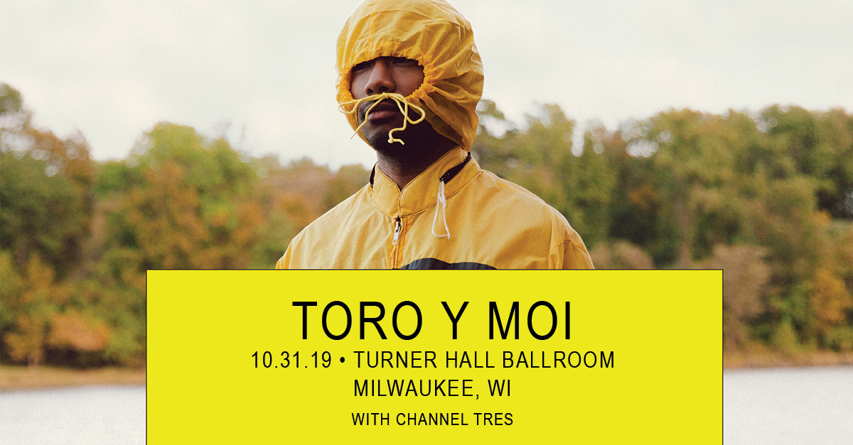 Enter For The Chance To Win Tickets To Toro Y Moi!!