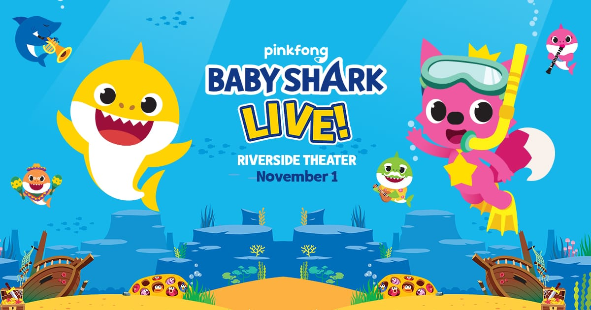 Enter For The Chance To Win A Prize Pack To Baby Shark!!
