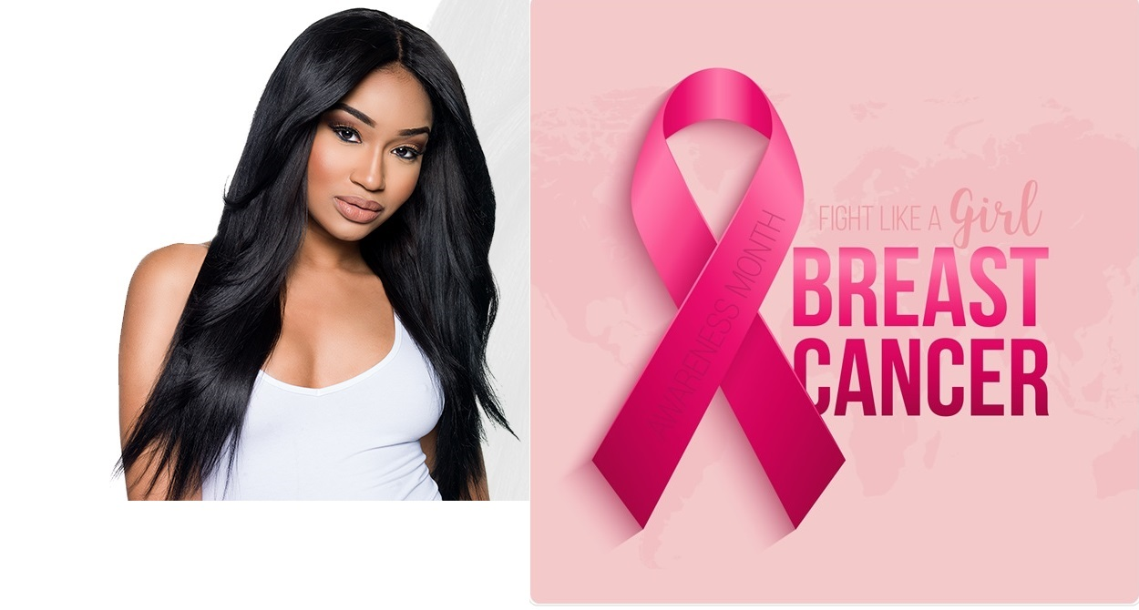 Free Virgin Hair Breast Cancer Awareness Give Away ($2,000 Value)