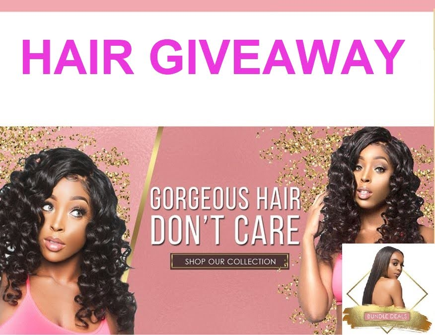online contests, sweepstakes and giveaways - HOLIDAY FREE Virgin Hair Give Away🎄🎁☃️❄️ ($4,500 value)