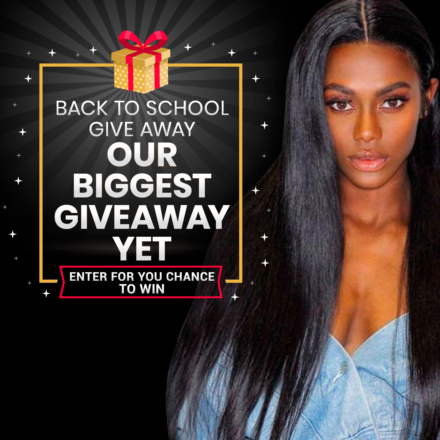Virgin Hair Bundles and Frontals 3 winners! ($2,000 value) Giveaway Image