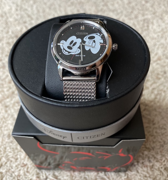 Win a Mickey Mouse Citizen watch! Giveaway Image