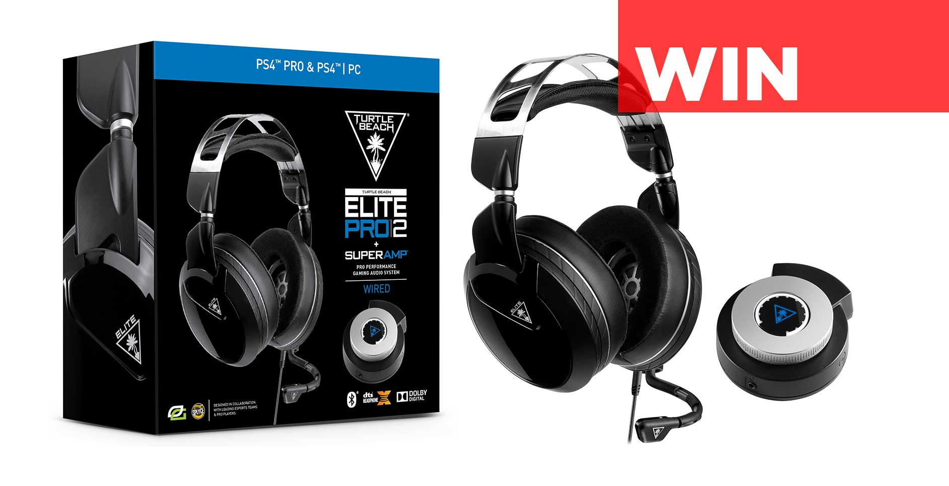 WIN a Turtle Beach Elite Pro 2 Headset SuperAmp Giveaway Image