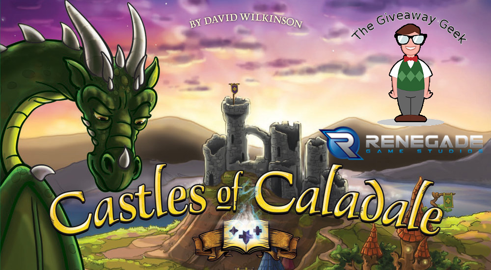 Castles of Caladale Giveaway