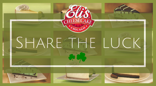 Eli's Share the Luck Giveaway