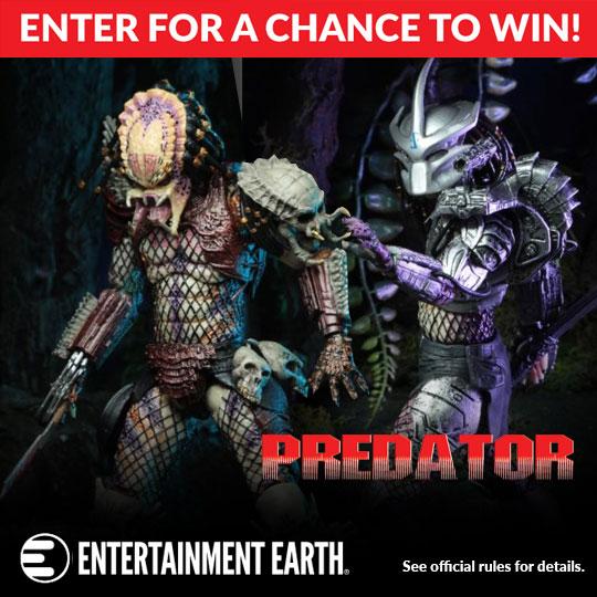 Win Predator Action Figures from ToyArk Giveaway Image
