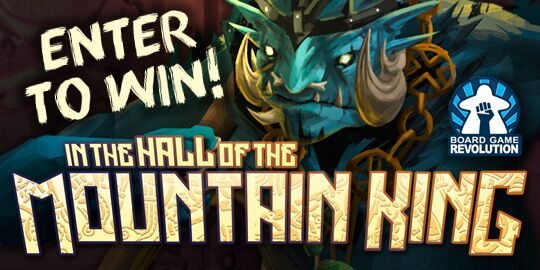 In The Hall of the Mountain King - Worldwide Giveaway Giveaway Image