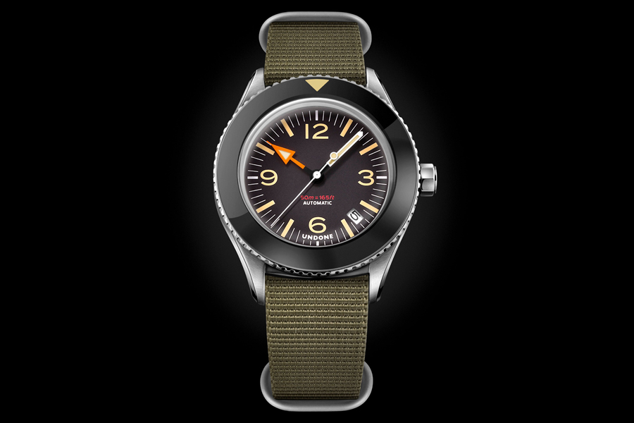 WIN the New Basecamp Timepiece from Undone Watches Worth More than AUD $400 Giveaway Image