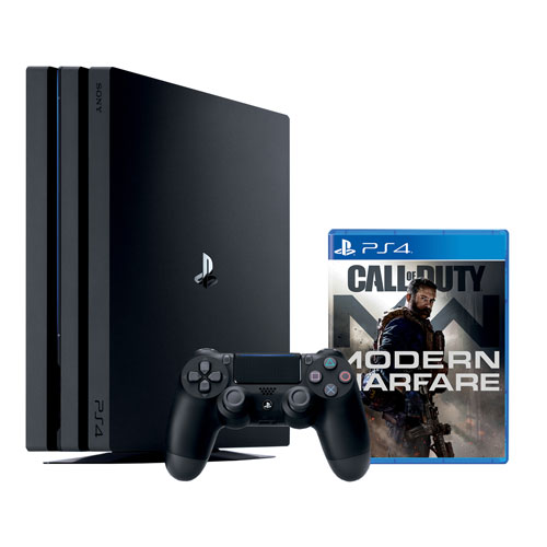 Win a PS4 and Call of Duty: Modern Warfare Giveaway Image