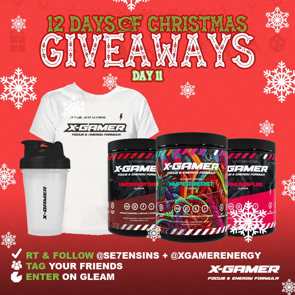 X-Gamer Prize Pack Giveaway Giveaway Image