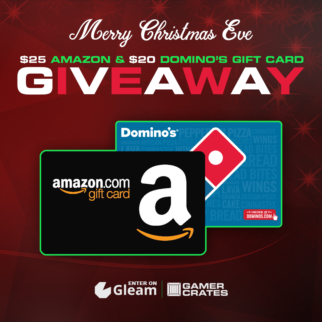 (NEW) $25 Amazon Gift Card   (See instructions) Giveaway Image