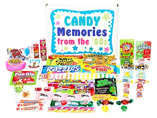 Enter To Win A Retro 80's Candy Gift Basket Giveaway Image