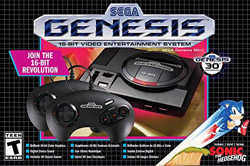 Enter To Win A Sega Genesis Mini