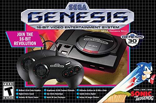 Enter To Win A Sega Genesis Mini