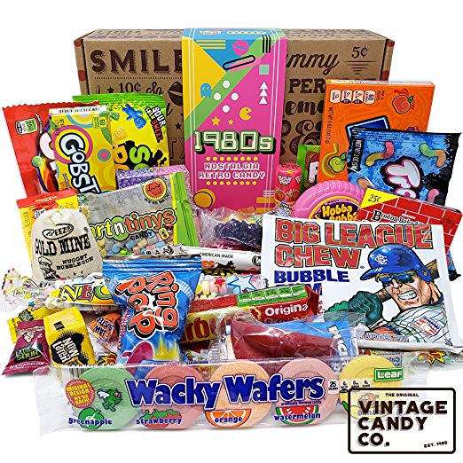 Enter To Win A 1980's Retro Candy Gift Box! Giveaway Image