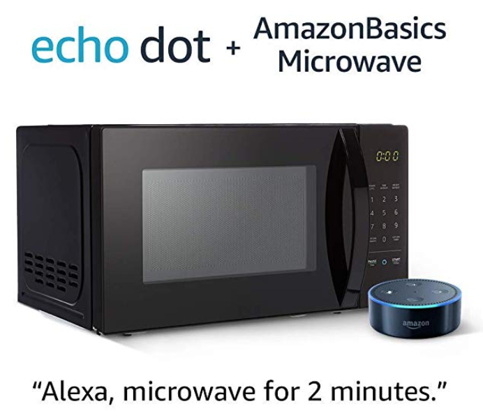Enter To Win An Amazon Microwave With Alexa