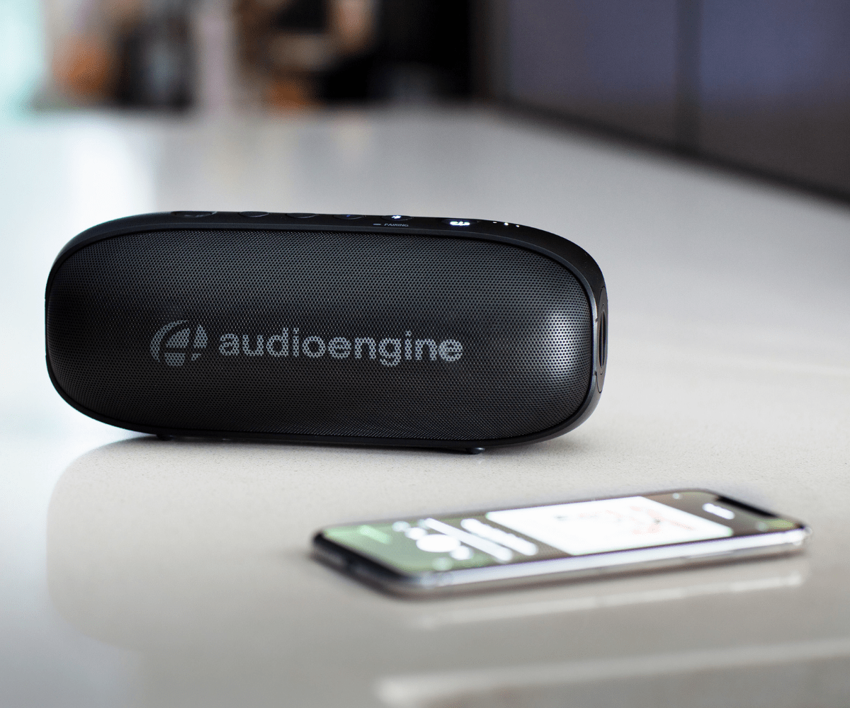 Audio Engine Portable Bluetooth Speaker Giveaway
