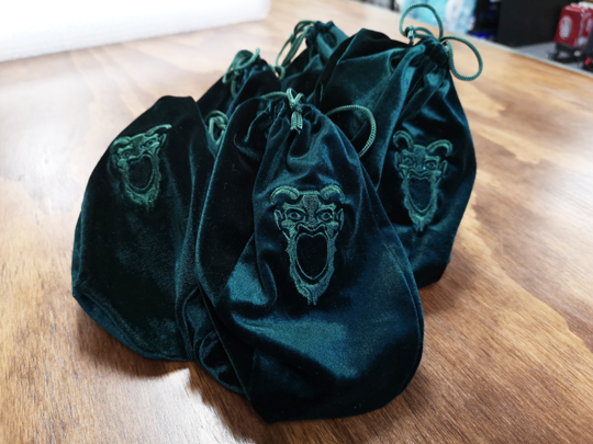 Win one of 7x Tomb of Annihilation Dice Bags (and Dice) Giveaway Image