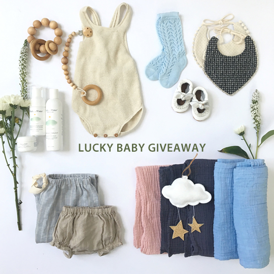 Lucky Baby Giveaway