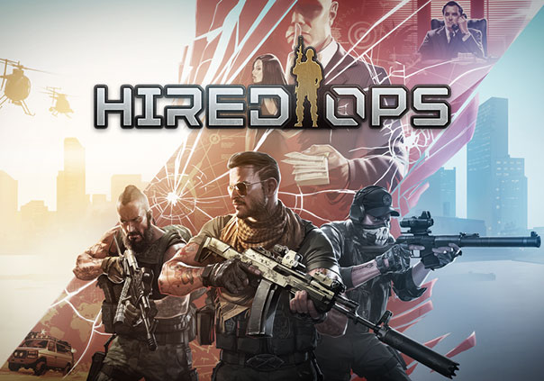 Hired Ops (Free Steam Game)
