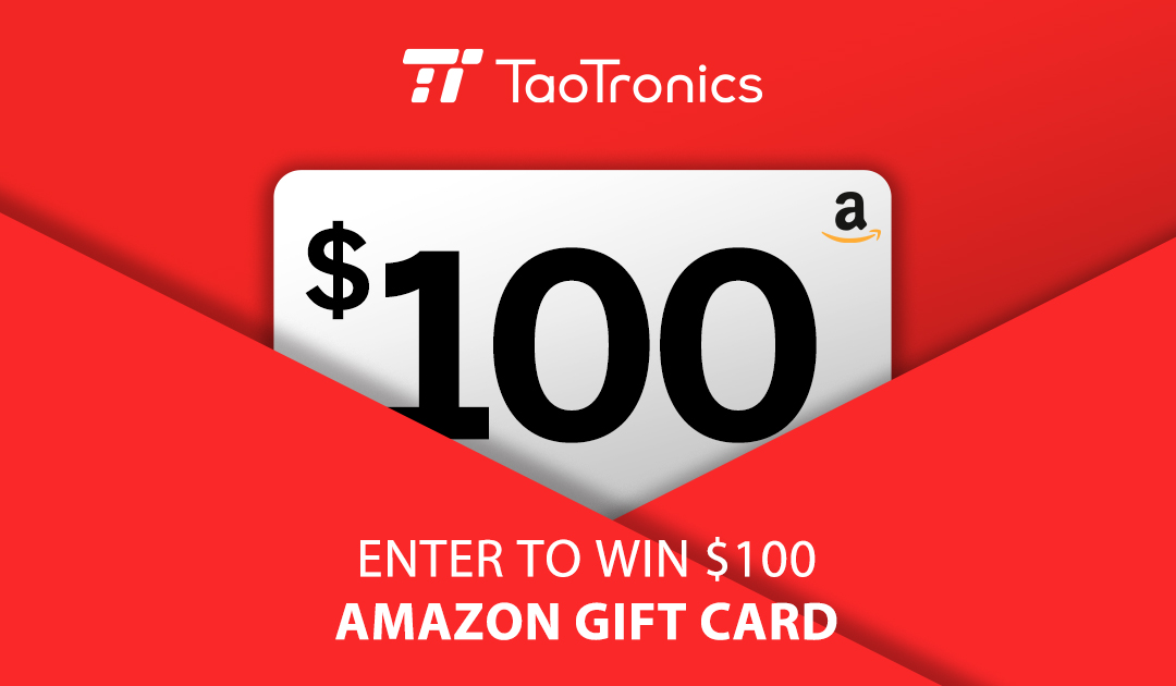 A free $100 Amazon Gift Card Giveaway Image