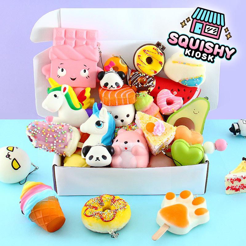 SQK Squishy Box Giveaway (5 winners) Giveaway Image