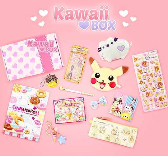Enter to win Kawaii Box!
