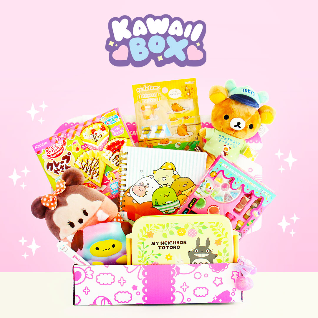 Kathryn's Loves Japan Kawaii Box Giveaway Giveaway Image