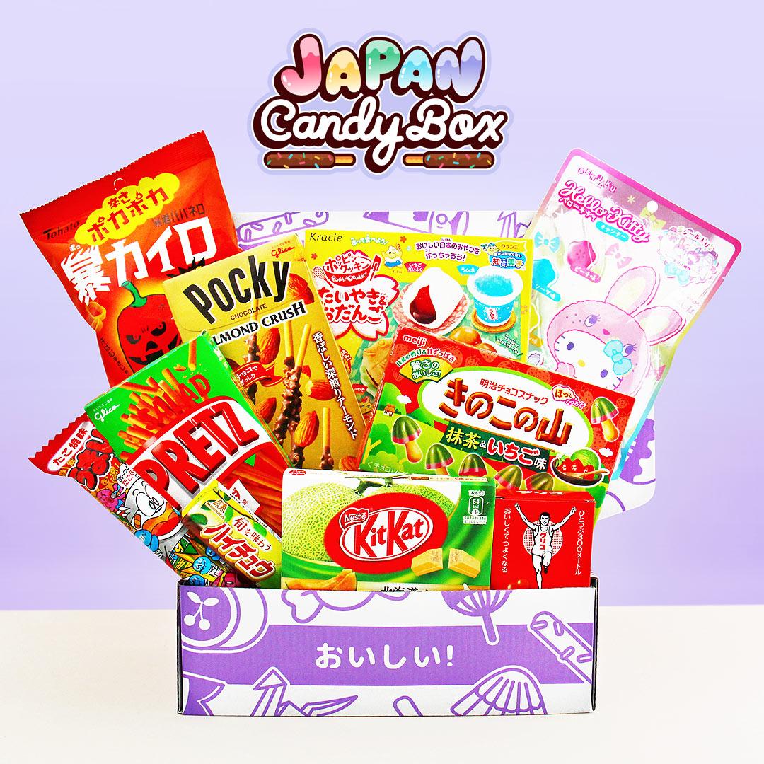Melo Cotona Japan Candy Box Giveaway Giveaway Image