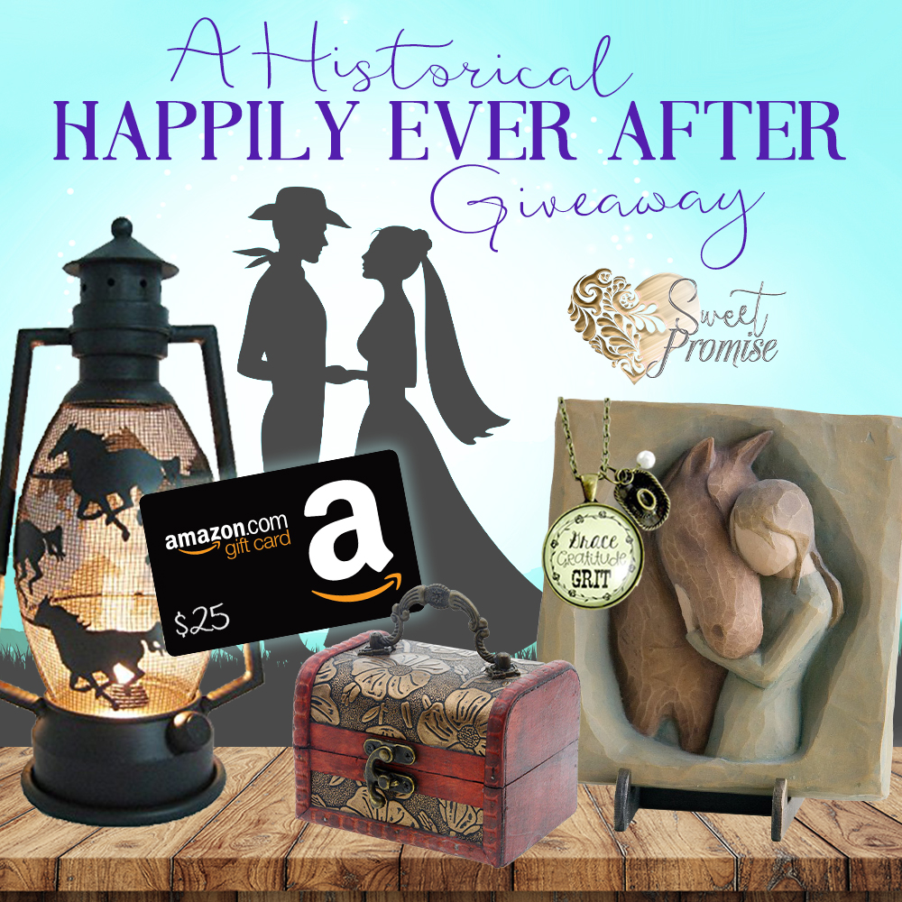 A Historical Happily Ever After Giveaway