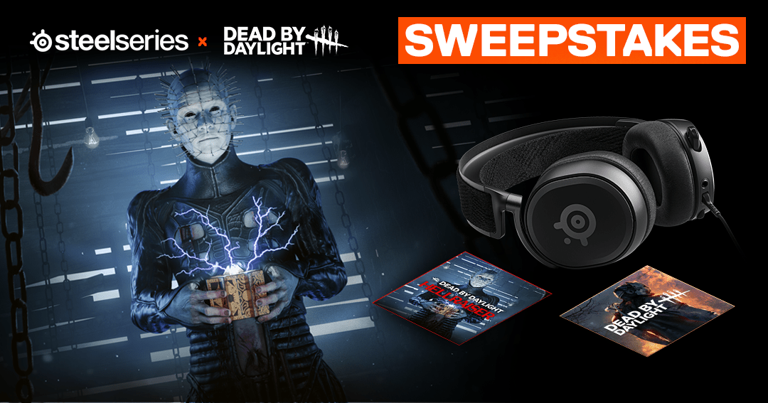 2x Steelseries Arctis Prime Headset and more Giveaway Image