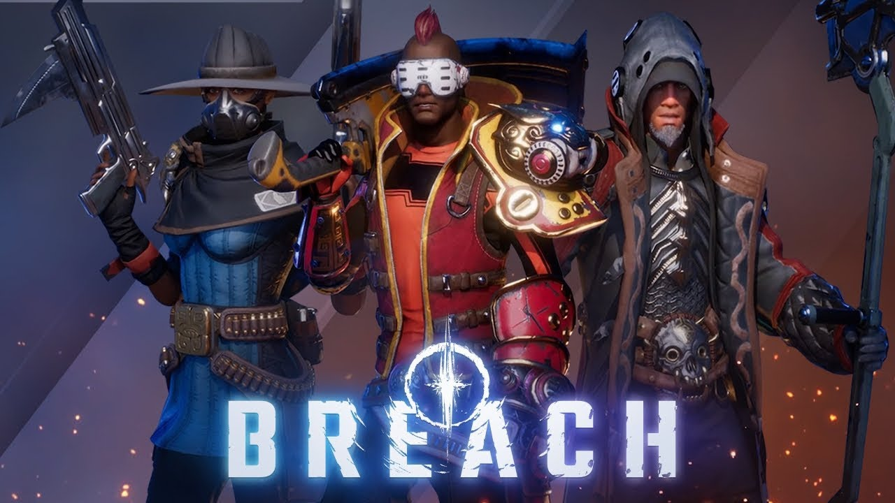 Breach giveaway
