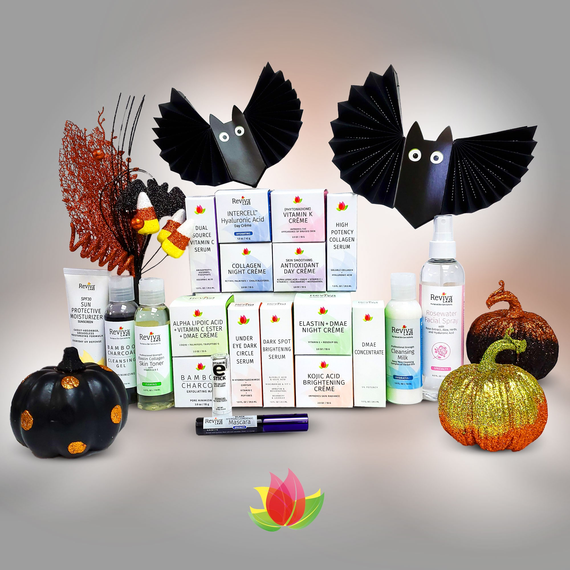 Reviva Labs Halloween Skin Care Spooktacular Giveaway Worth $390! Giveaway Image