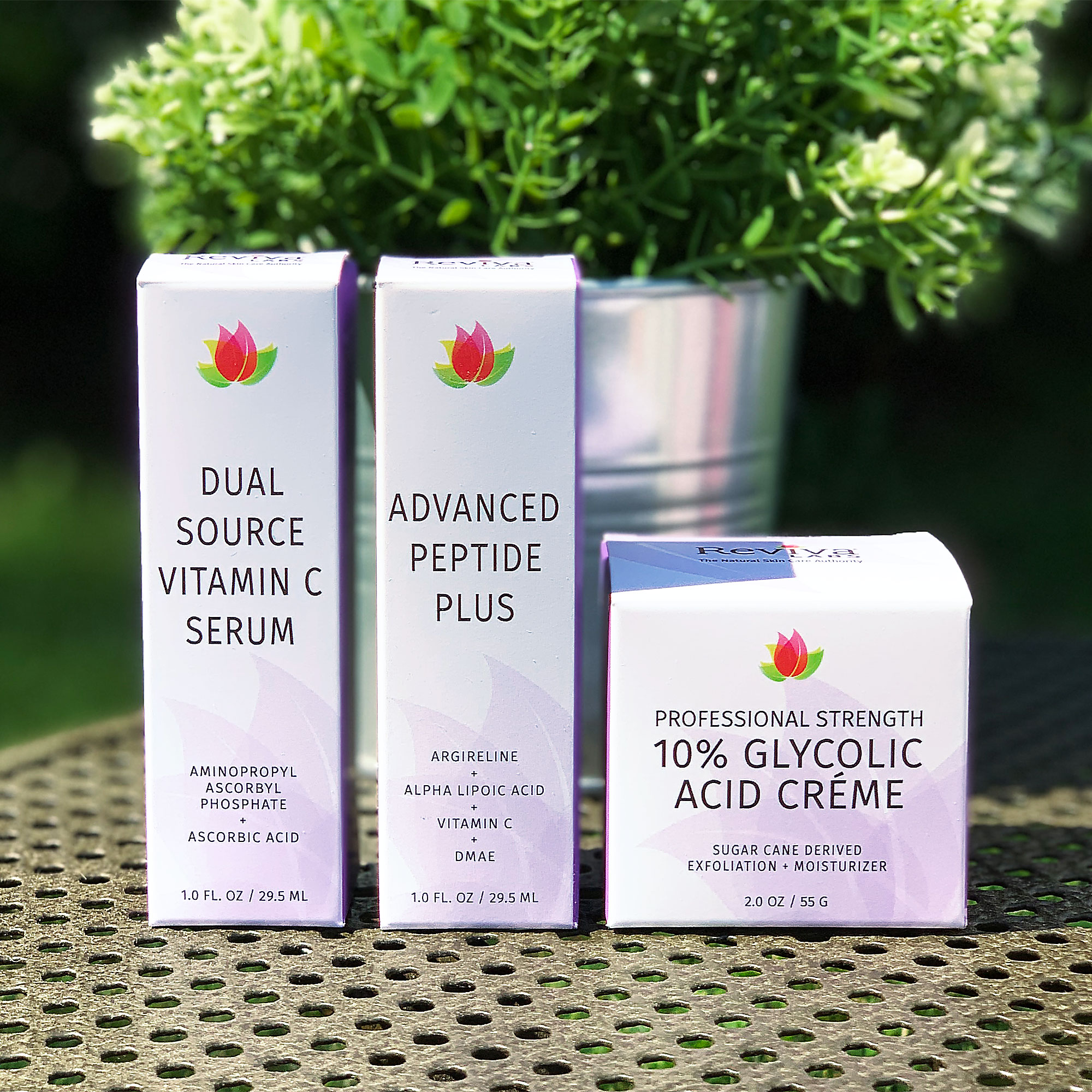 Reviva Labs' Anti-Aging Quickie Giveaway Giveaway Image
