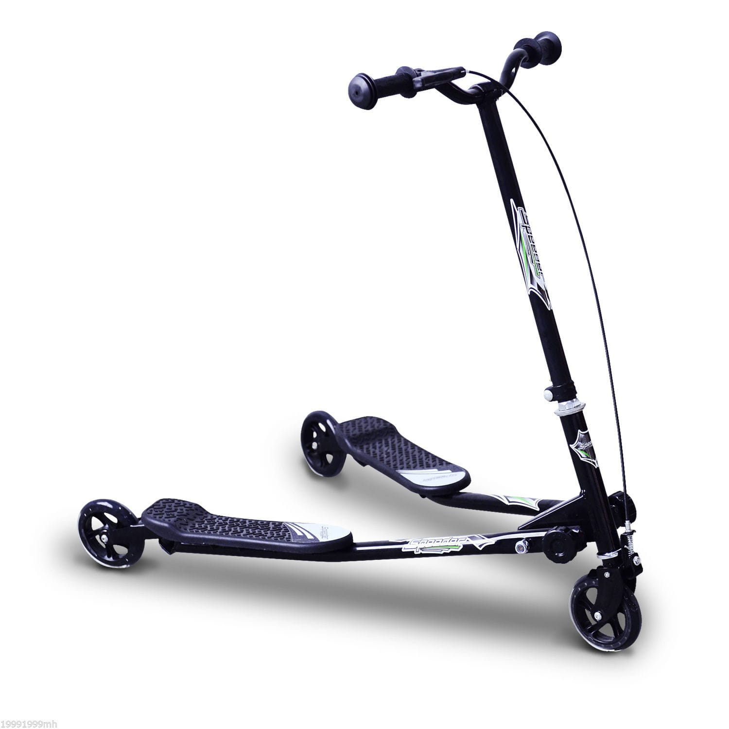 Win a Homcom 3 wheel Foldable Children Scooter! 08/10/2020) Giveaway Image