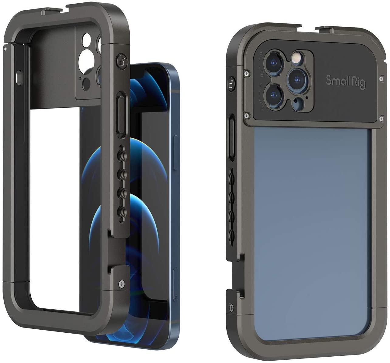 Smallrig iPhone 12 Pro Camera Cage Giveaway Image