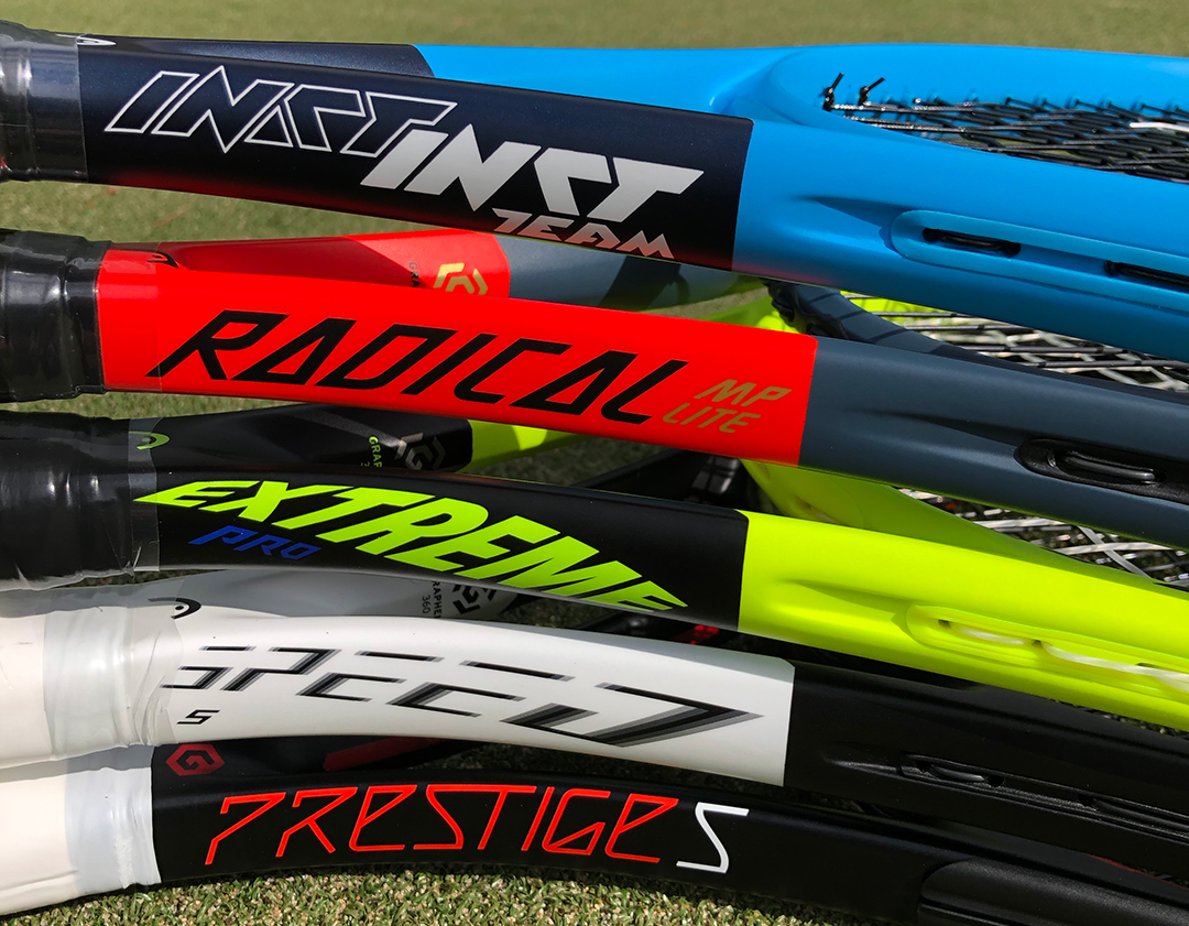 Enter for a chance to win a HEAD Racket of your choice Giveaway Image