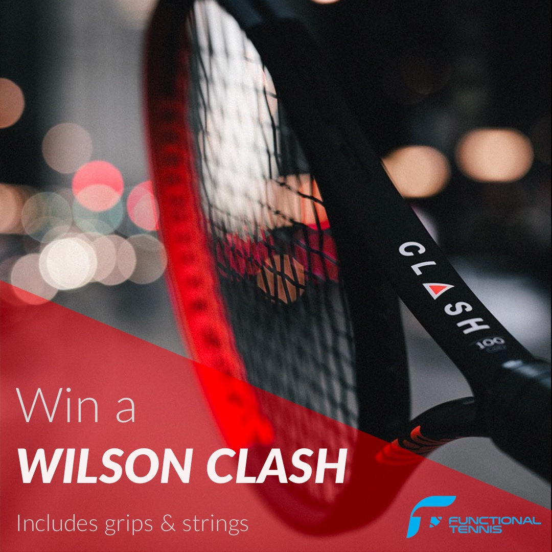 Win a Wilson Clash Giveaway Image