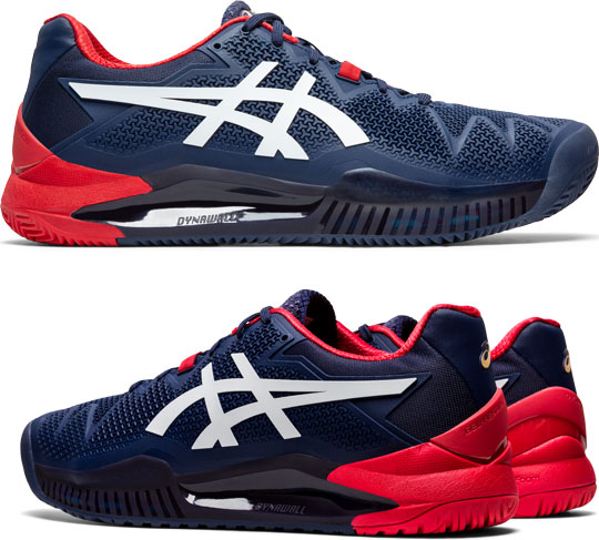 Win the new Asics Gel Resolution 8 Giveaway Image