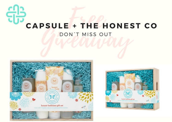 GET A FREE HONEST CO. BATHTIME GIFT SET!!