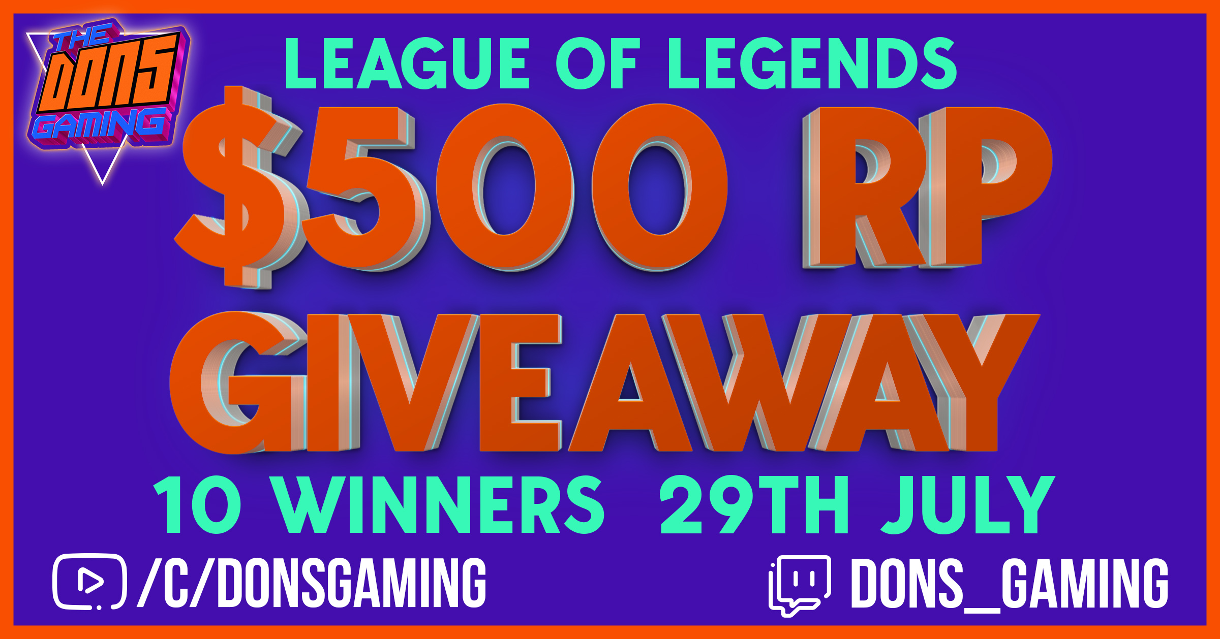 League of Legends RP GIVEAWAY ALL SERVERS :: League of Legends (LoL