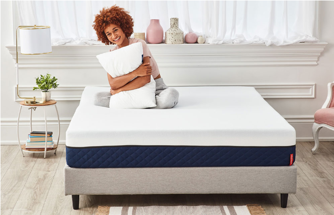 online contests, sweepstakes and giveaways - Win this Made in Canada Memory Foam Mattress