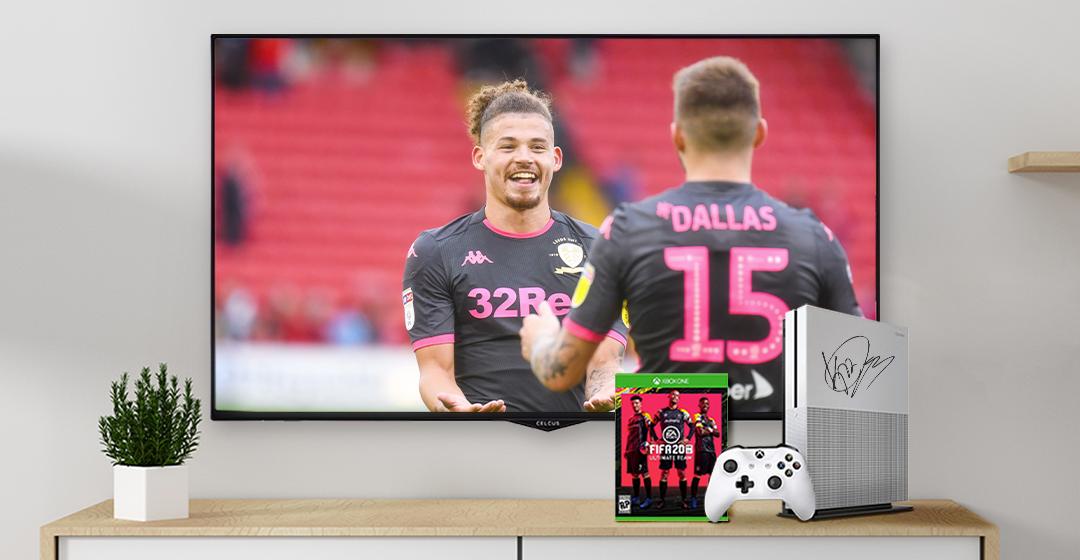 Leeds United Fifa Xbox Giveaway