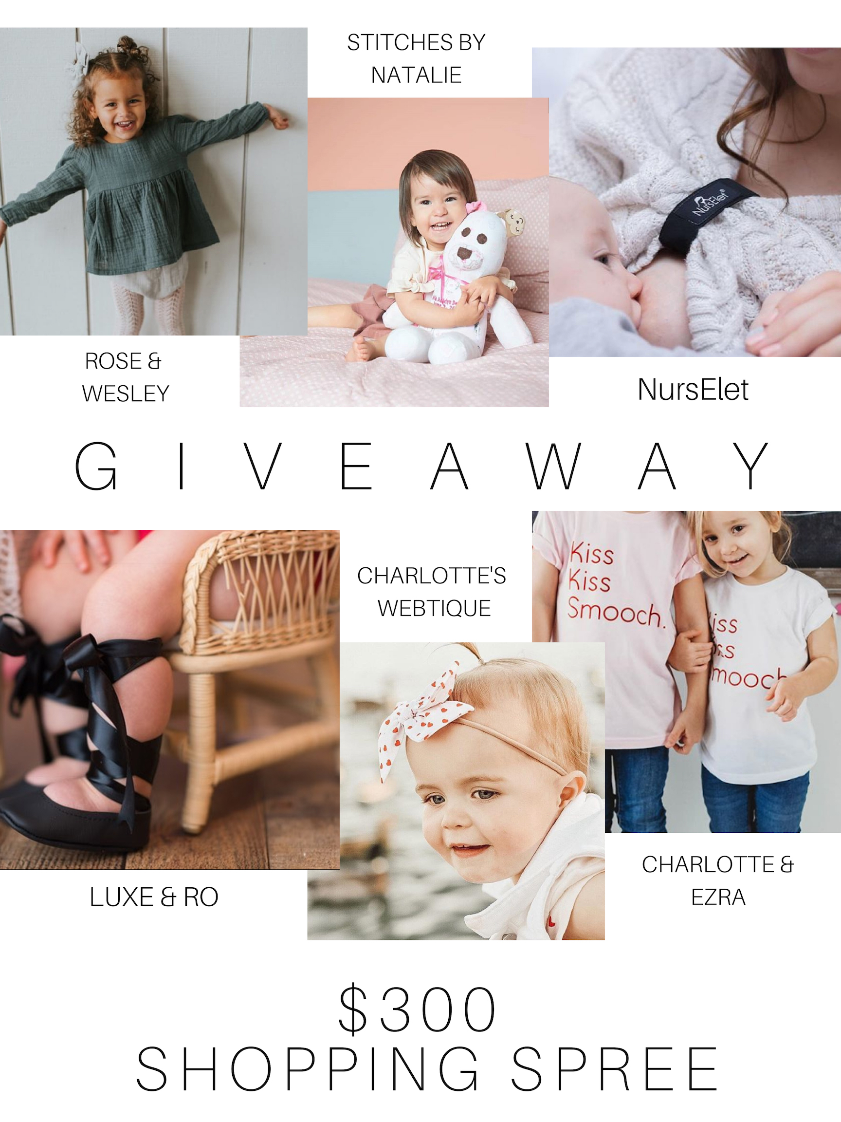 Enter to Win $300 in Small Shop Cash Giveaway Image