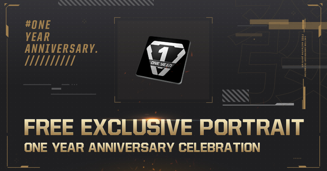 Free Exclusive Anniversary Portrait
