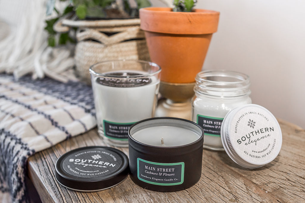 April Candle of the Month Give Away Main Street Giveaway Image
