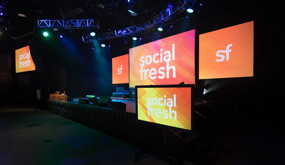 Social Fresh Ticket Sweepstakes 2019