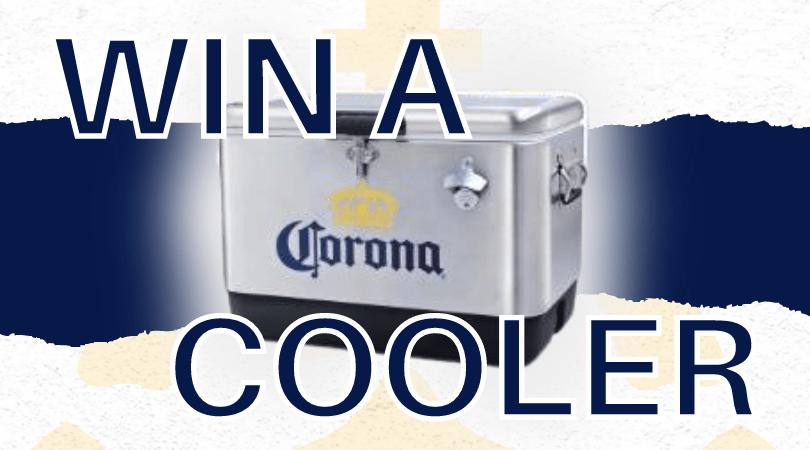 Corona Cooler Giveaway Giveaway Image