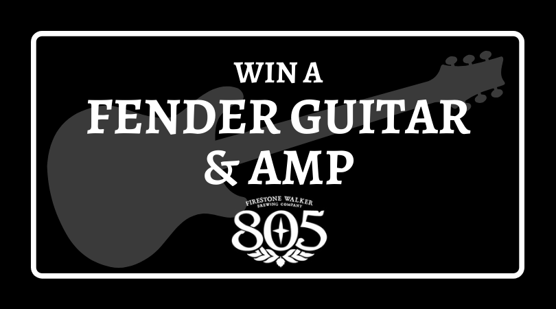 Win a Fender guitar and amp Giveaway Image