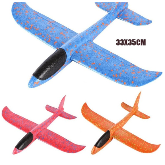 Win A Hand Throw Foam Plane! mixed colors  (2020/03/27/) Giveaway Image